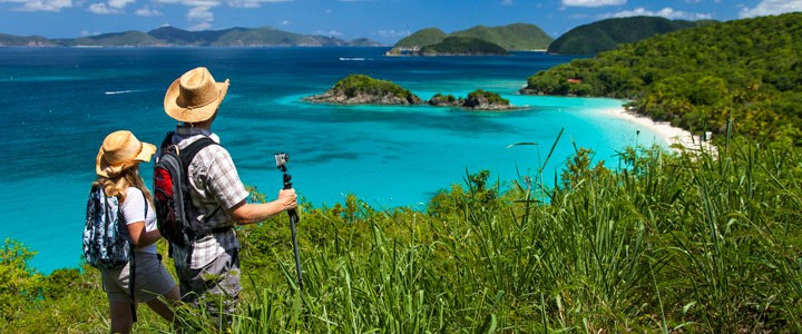 St. John Is A Hikers Paradise