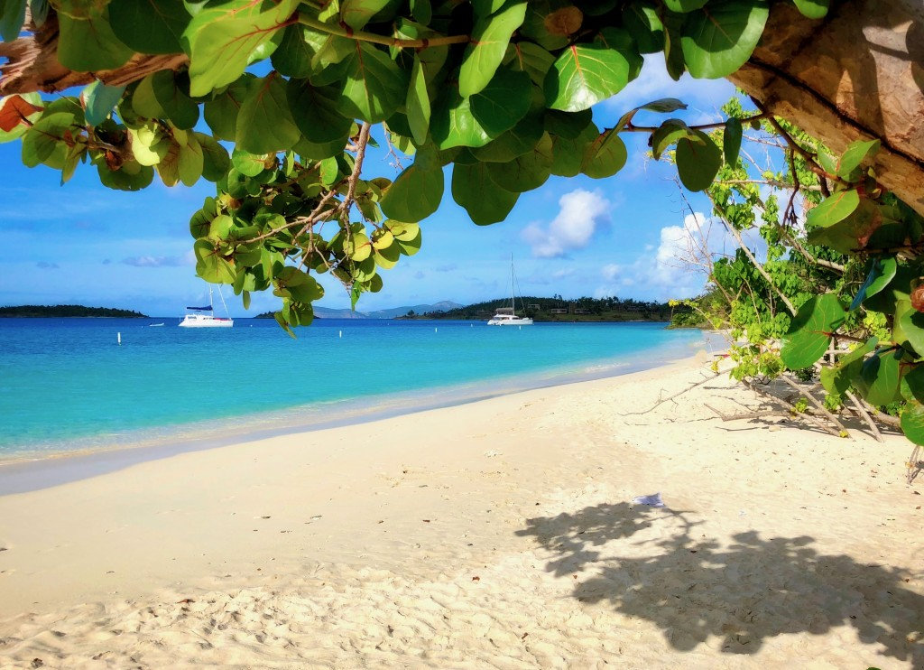 Honeymoon Beach Update