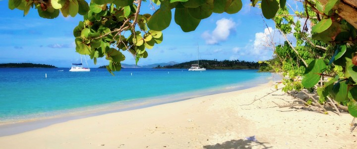 St John Honeymoon Beach