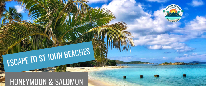 Escape to Honeymoon and Salomon Beaches