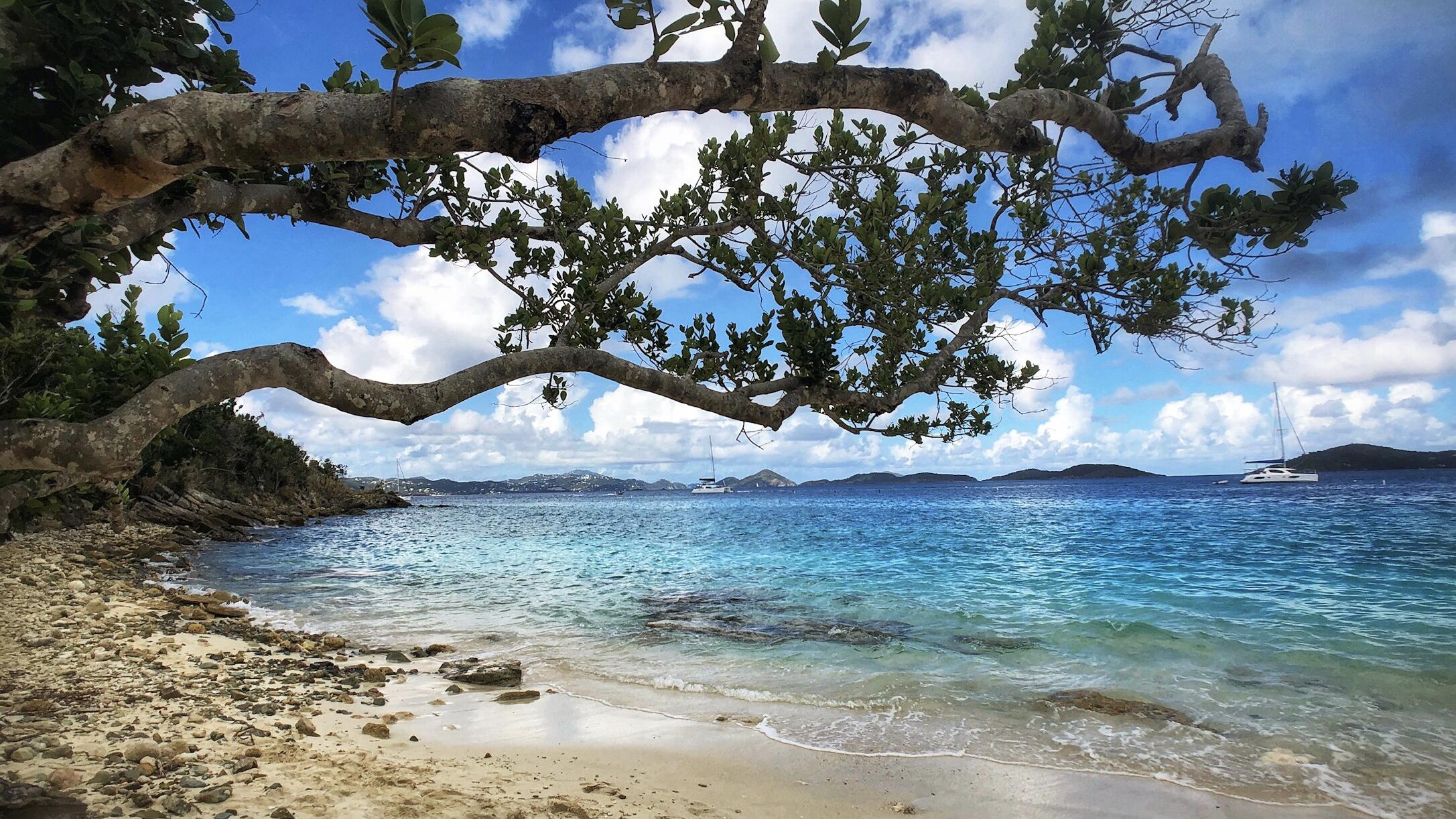 Salomon Beach St. John USVI