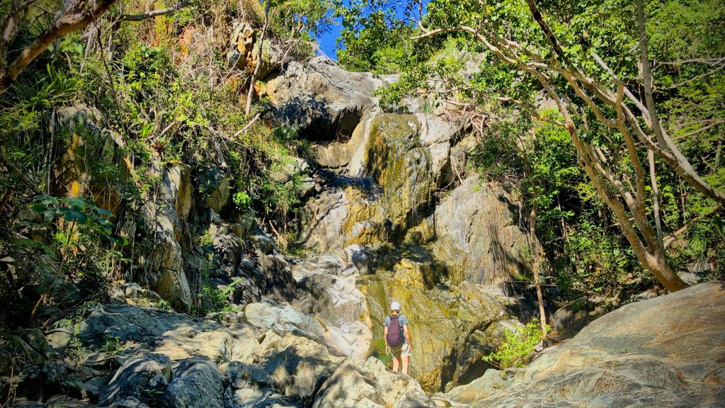 Reef Bay Trail St John