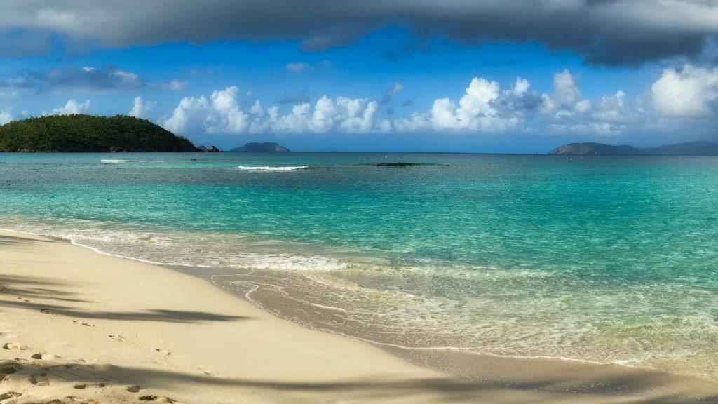 Hawksnest Beach St John USVI