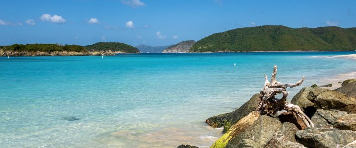 Cinnamon Bay-One of St. John's Best Beaches