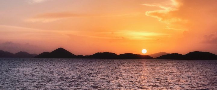 Enjoy a Sunset Sail on St. John